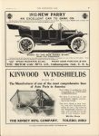 1911 11 8 IND 1912 NEW PARRY MODEL 52 $1450 THE HORSELESS AGE 9″×12″ page 25