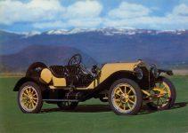 1912 STUTZ BEARCAT Series A Harrahs Auctions 7″×5″ postcard front