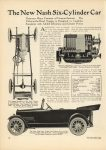 1917 9 15 New Nash Six Cylinder Car THE HORSELESS AGE 9″×12″ page 34
