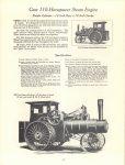 1964 7 ca. J. I. CASE CO Steam Tractor catalog reprint 8.5″×11″ page 20