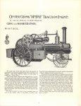 1964 7 ca. JJ. I. CASE CO. Steam Tractor catalog reprint 8.5″×11″ page 4