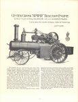 1964 7 ca. J. I. CASE CO. Steam Tractor catalog reprint 8.5″×11″ page 5