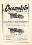 1906 12 Locomobile THE GREATEST AMERICAN CAR COUNTRY LIFE IN AMERICA 10.25″×14.5″ page 237