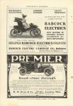 1908 3 BABCOCK Electric EVERYBODY'S MAGAZINE 6.75″×9.75″ page 54