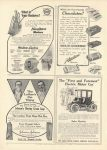 1910 2 5 BAKER Electrics The First and Foremost Electric Motor Car Collier's 10.75″×15″ Inside front cover page 2