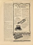 1910 2 5 RAUCH & LANG Electrics The Most Commodious of All Electrics THE LITERARY DIGEST 8.75″×12″ page 243