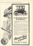 1910 4 RAUCH & LANG Electric The Most Easily Driven of All Electrics COUNTRY LIFE IN AMERICA 6.5″×9″ page 785