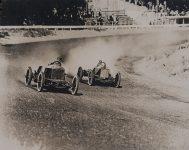 1910 ca. CASE 2 racing cars