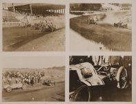 1910 ca. CASE 4 racing car pictures