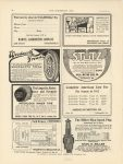 1911 10 18 IND AMERICAN The Season of 1912 THE HORSELESS AGE 9″×12″ page 40