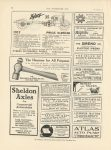 """1911 10 18 IND Nyberg """"35"""" $1250 THE HORSELESS AGE 9″×12″ page 50"""