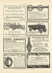 1911 11 22 IND DECATUR MOTOR CAR CO. Hoosier Limited Truck Cambridge, IND THE HORSELESS AGE 9″×12″ page 40