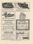 1913 ca. IND de Sota Six 55 hp de sota Motor Car Company MOTOR AGE 8.75″×11.75″ page 100