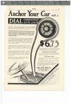 1915 7 DIAL COMBINATION AUTO LOCK MoToR 9.75″×14″ page 155