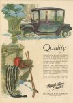 1917 7 RAUCH & LANG Electrics Quality color Everett Johnson THE THEATRE 9.25″×13.25″