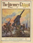 1917 9 22 MILBURN Electric The Literary Digest 9″×12″ Front cover