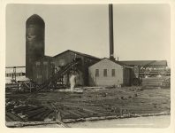 1913 MINN Skibo SKIBO Timber Company mill Roleff photo 8.5″×6.5″