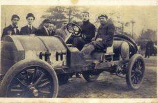 1909 ca. maybe LOCOMOBILE Geo 17″×11″