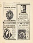 1911 8 24 BOSCH Magneto THE AUTOMOBILE 9″×12″ page 99