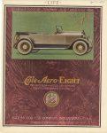1920 4 1 IND COLE Cole Aero Eight LIFE 8.75″×11″ Geo