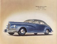 1946 THE NEW 1946 PACKARD CLIPPER catalog 11″×8.5″ Geo page 3